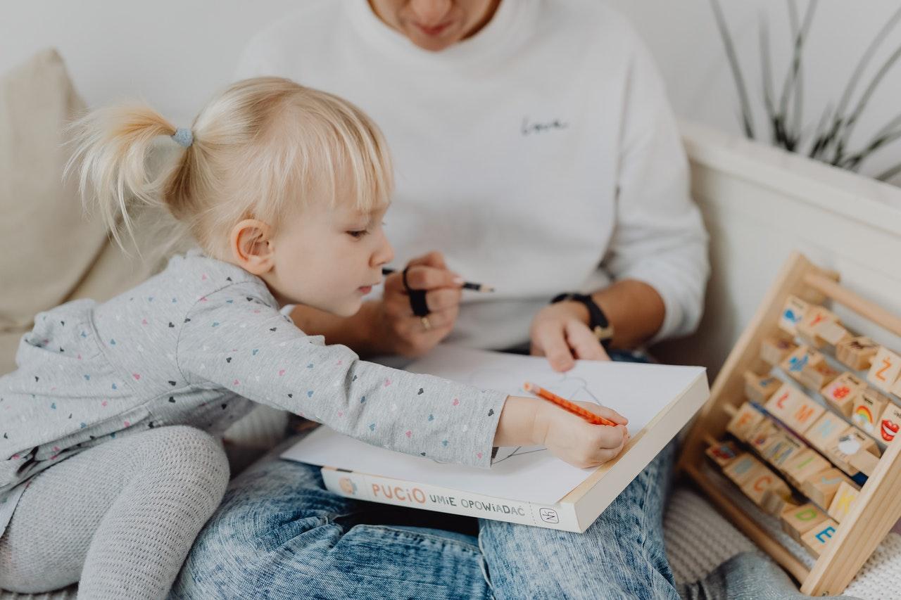 tekenen door kinderen